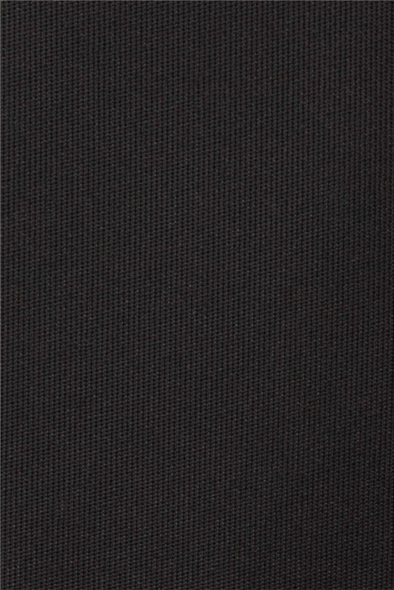 Black Floral Tie & Pocket Square Set