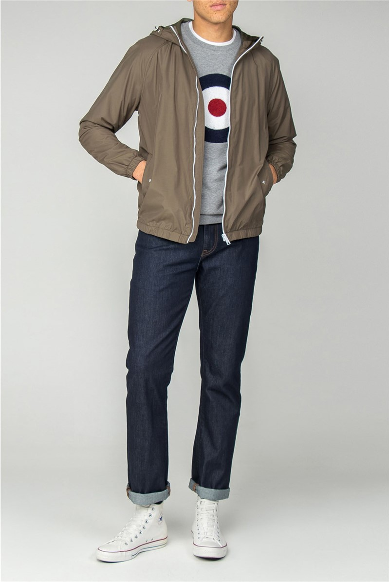 Hooded Casual Jacket
