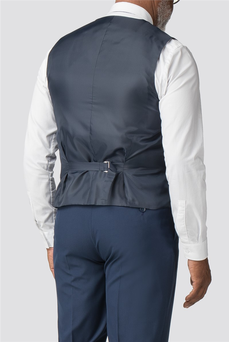 Bright Blue Waistcoat