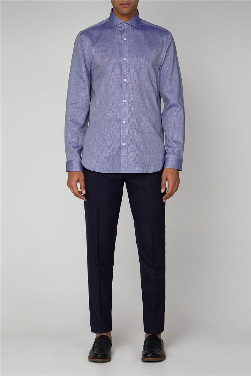 Long Sleeve Polka Dot Shirt