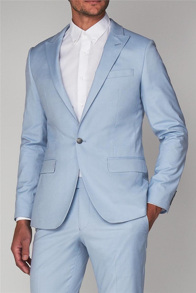 Spearmint Cotton Tailored Suit