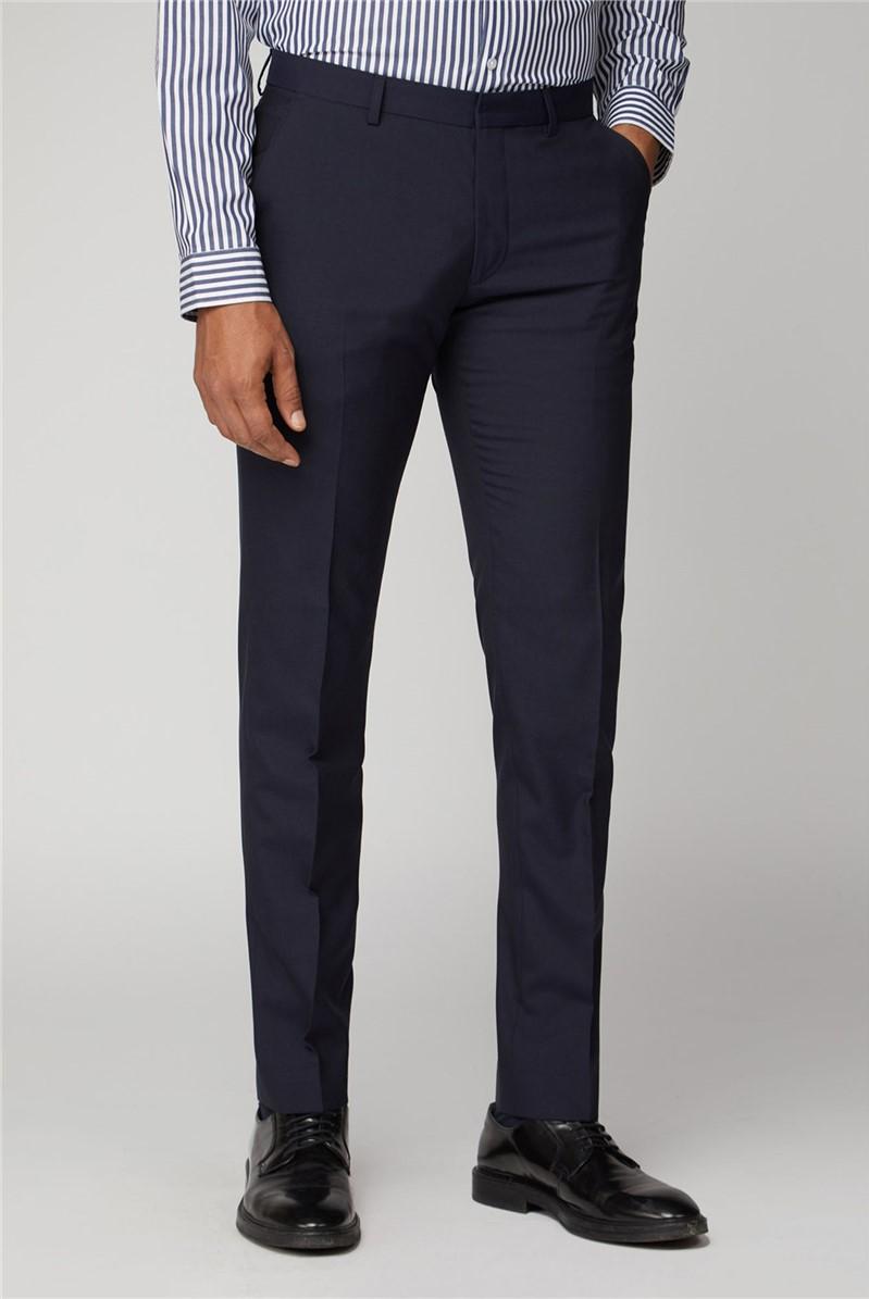 Blue Depths Tonic Suit Trouser