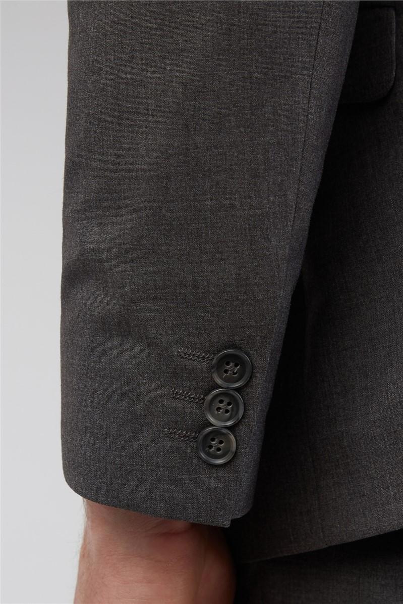 Grey Wedding Regular Fit Suit