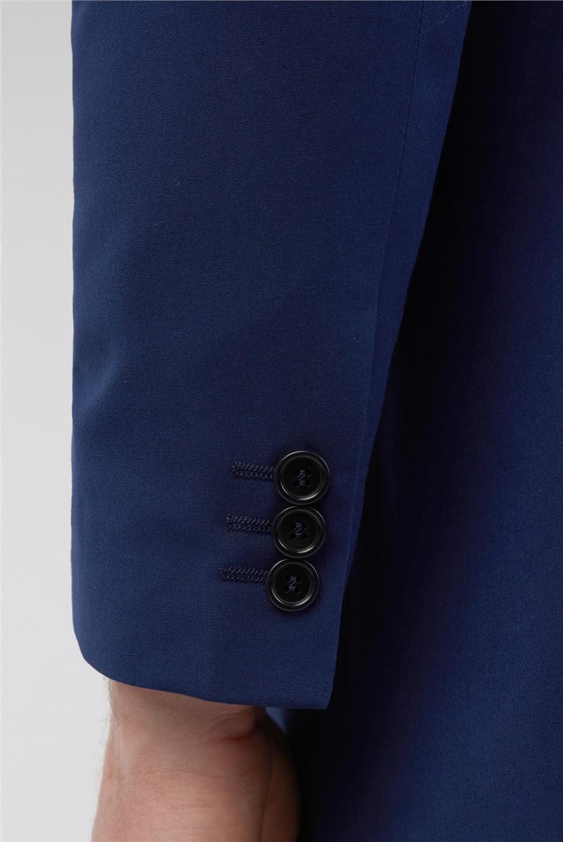 Blue Wedding Slim Trousers