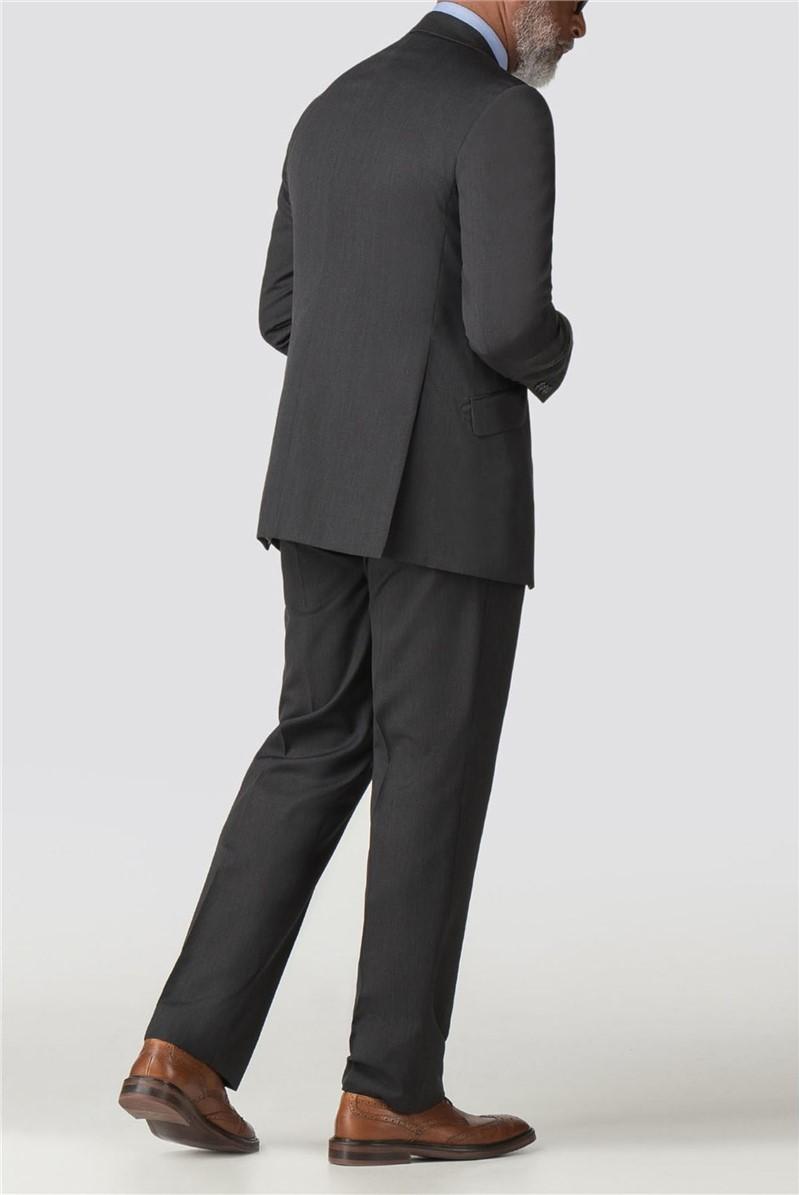 Charcoal Twill Performance Waistcoat