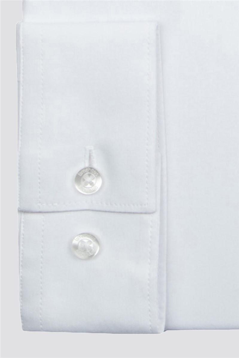 White Single Cuff Shirt