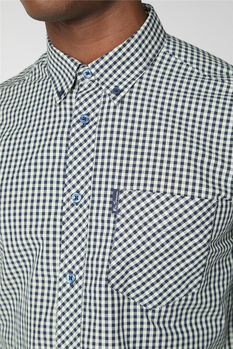 Signature Gingham Shirt