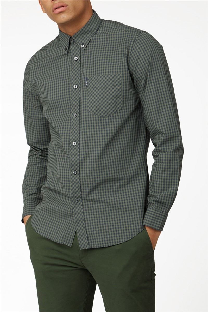 Signature Gingham Shirt