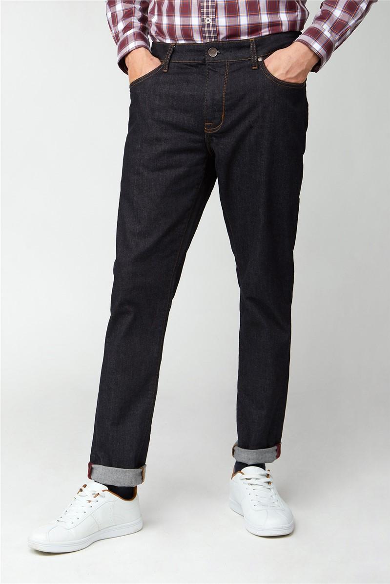 Slim Taper Rinse Wash Jean