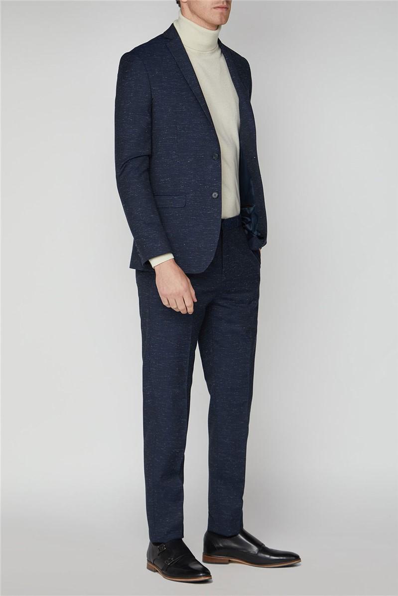 Midnight Fleck Slim Fit Suit
