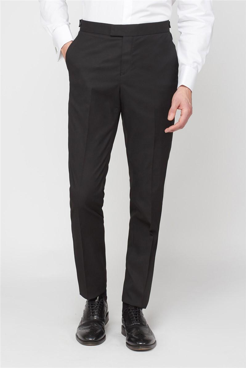 Studio Black Jacquard Ivy League Men's Tuxedo