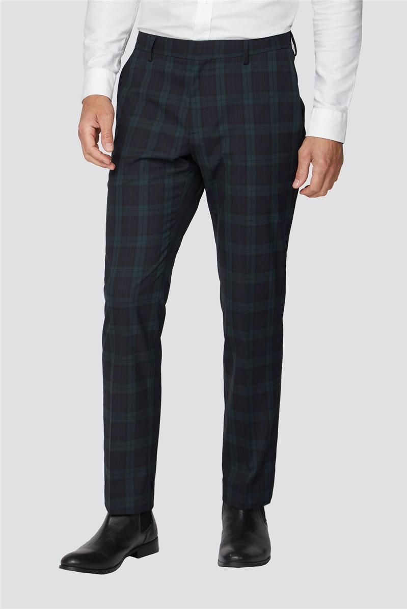 Blackwatch Tartan Tailored Fit Suit