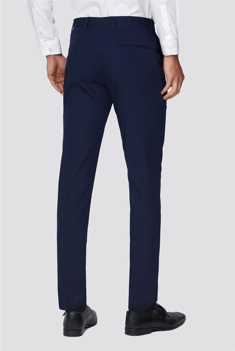 Blue Skinny Fit Trouser