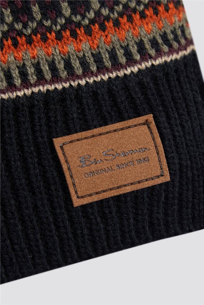 Fairisle knit Scarf