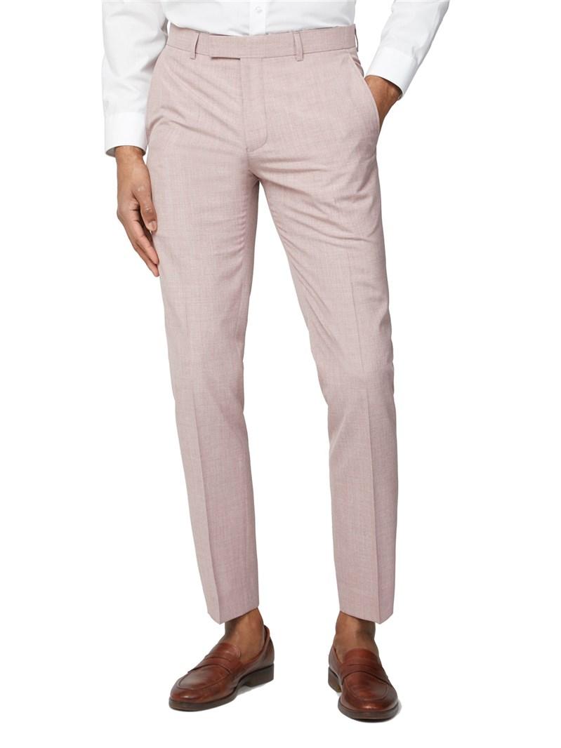Light Pink Slim Fit Suit