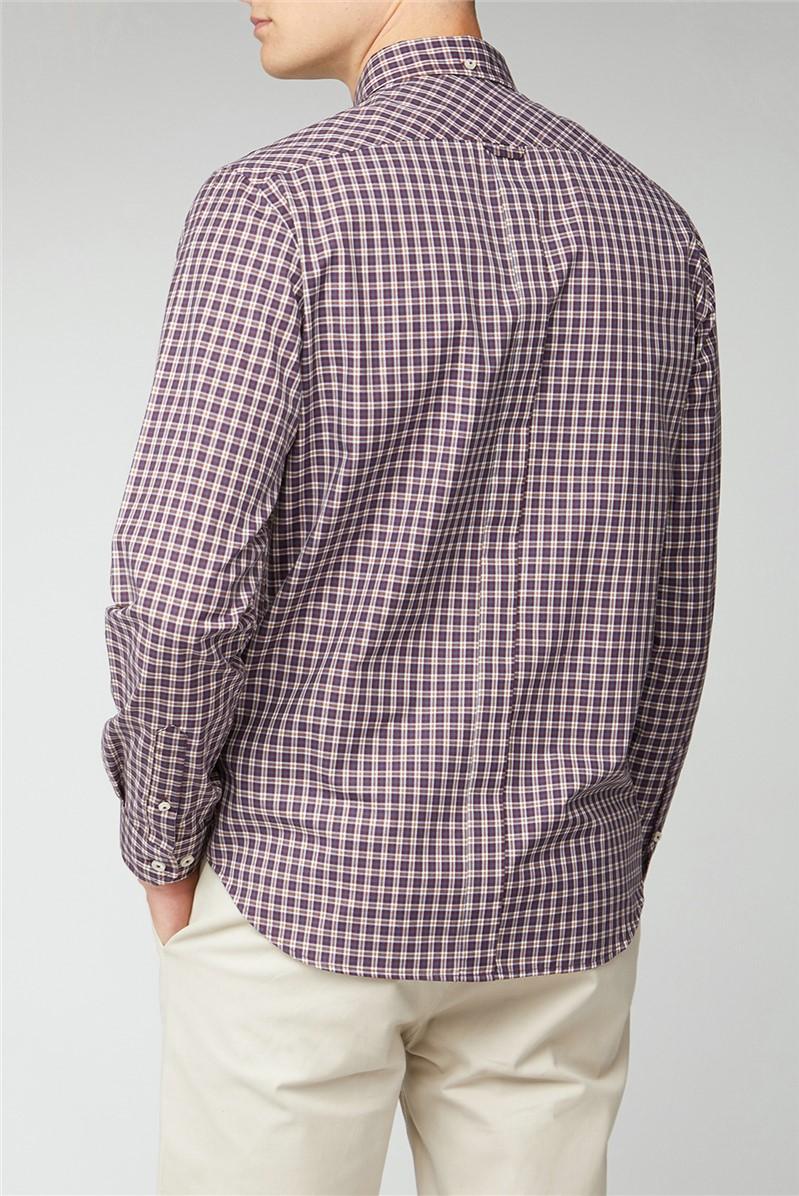 Mini Mod Check Shirt