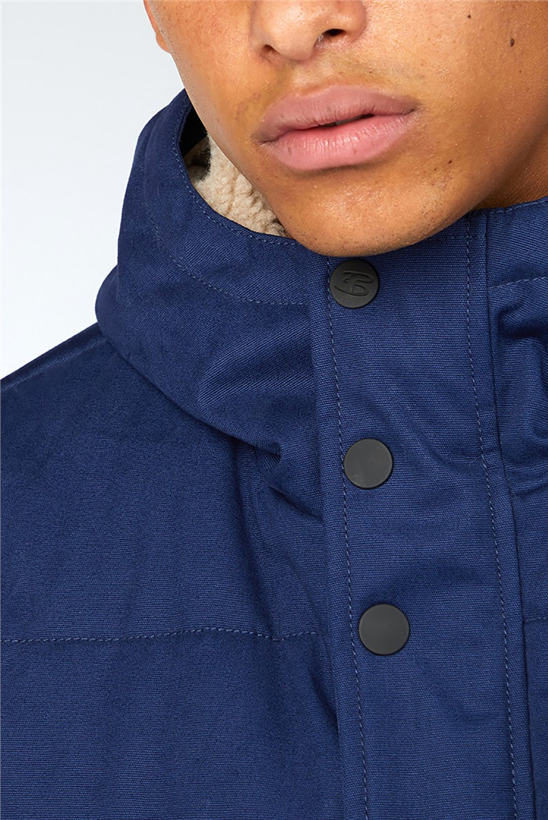 Quilted Mountaineering Jacket