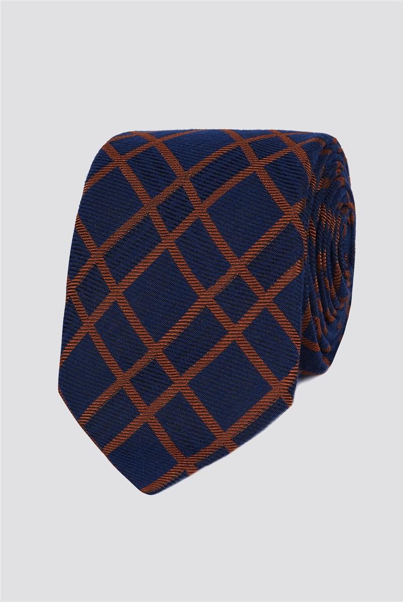 Stvdio Burnt Orange Grid Tie