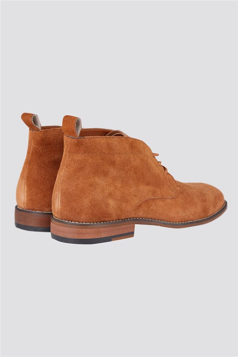 Tan Suede Chukka Boot