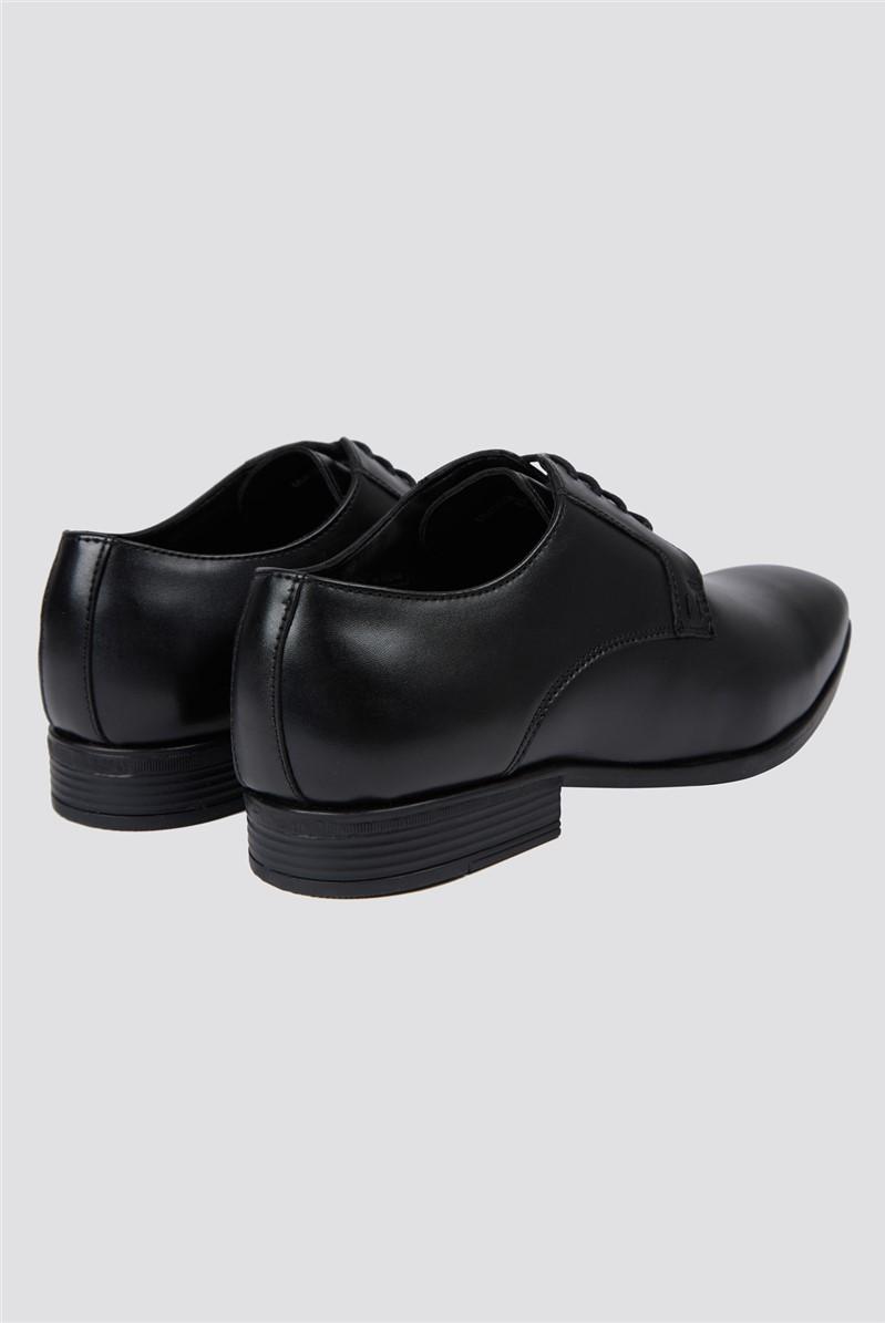 Black Lace Up Shoe