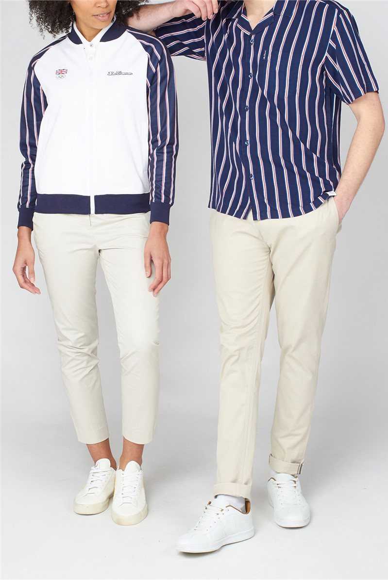 Team GB Union Stripe Shirt
