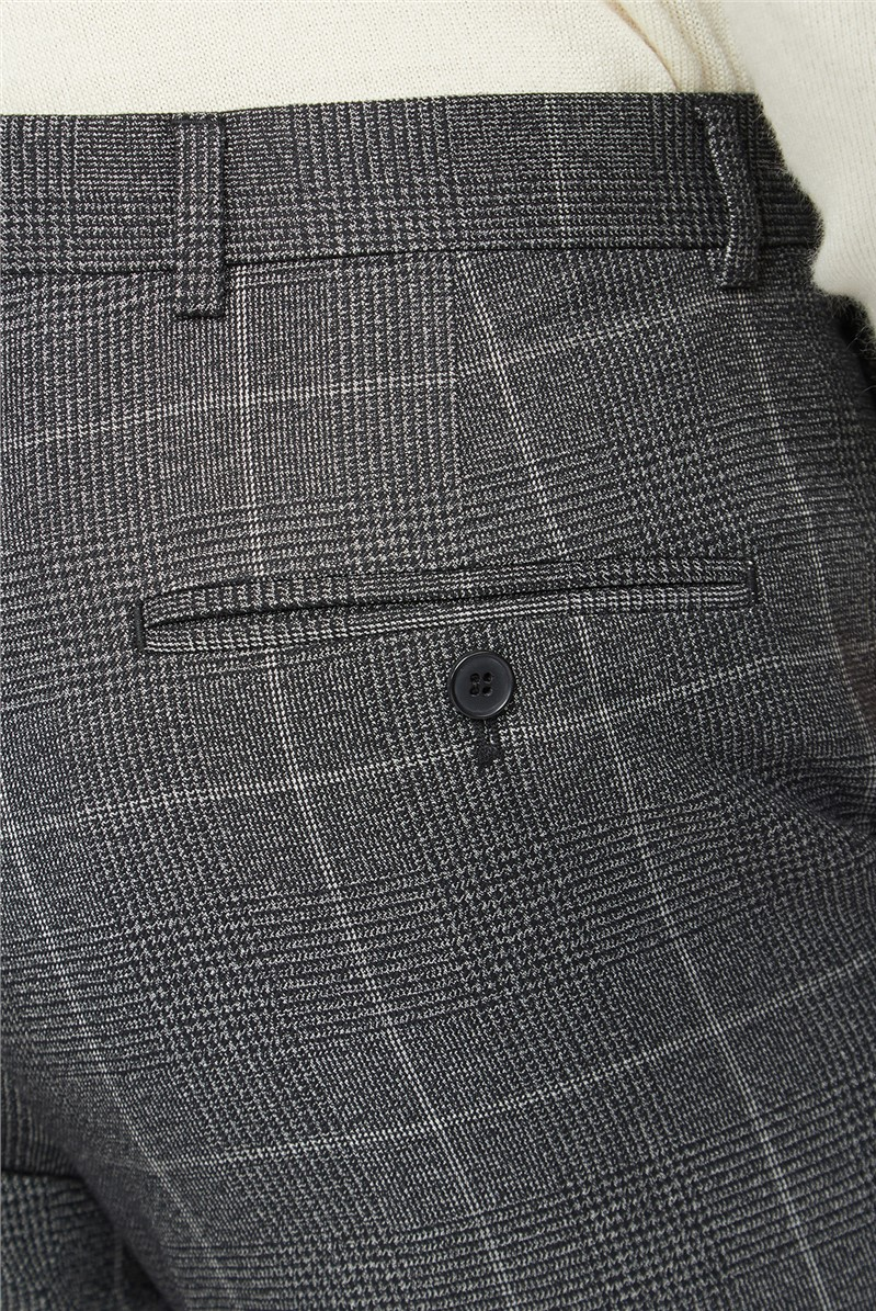 Grey Heritage Check Two Piece Suit