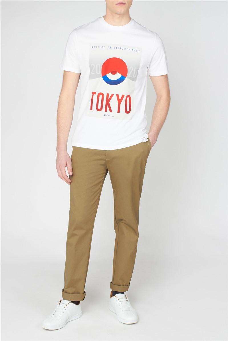 Team GB Tokyo Art Tee