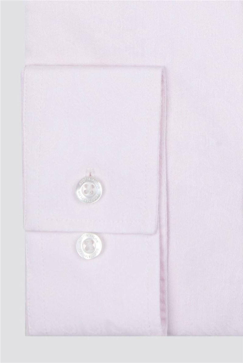 Occasions  Pink Paisley Jacquard Shirt