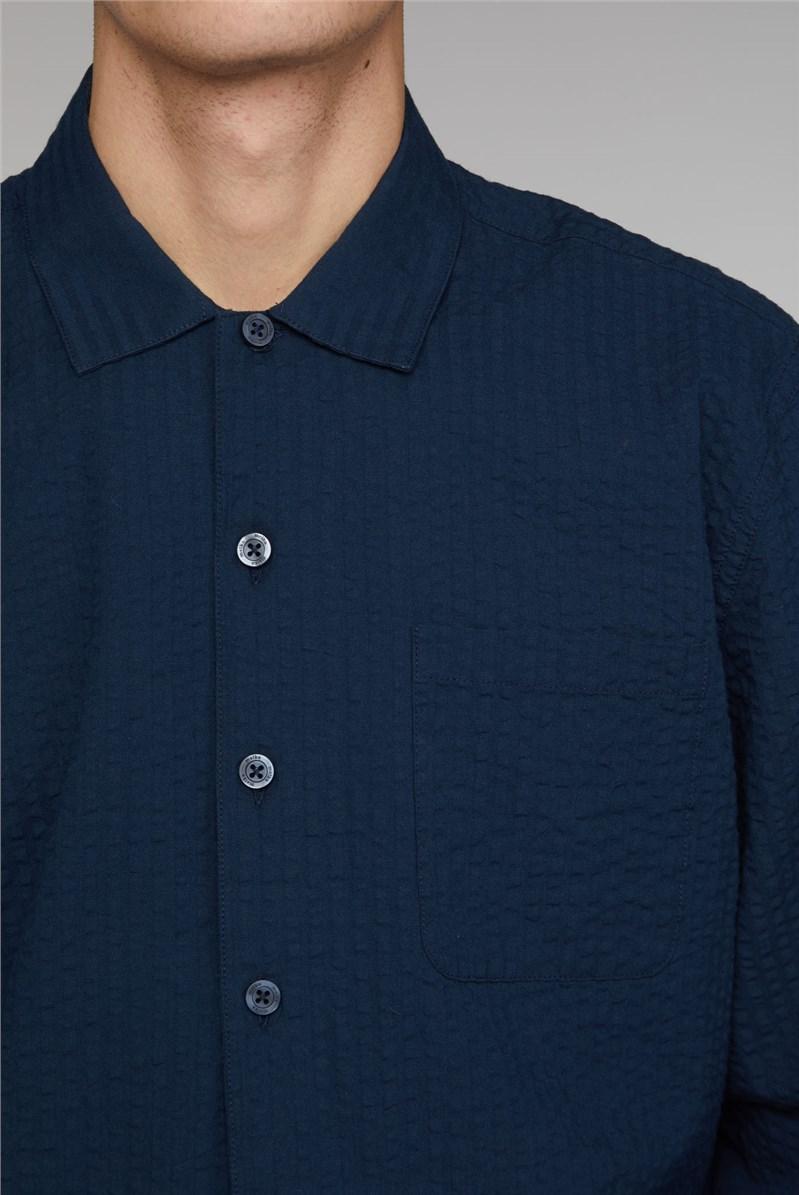 Lund Seersucker Shirt