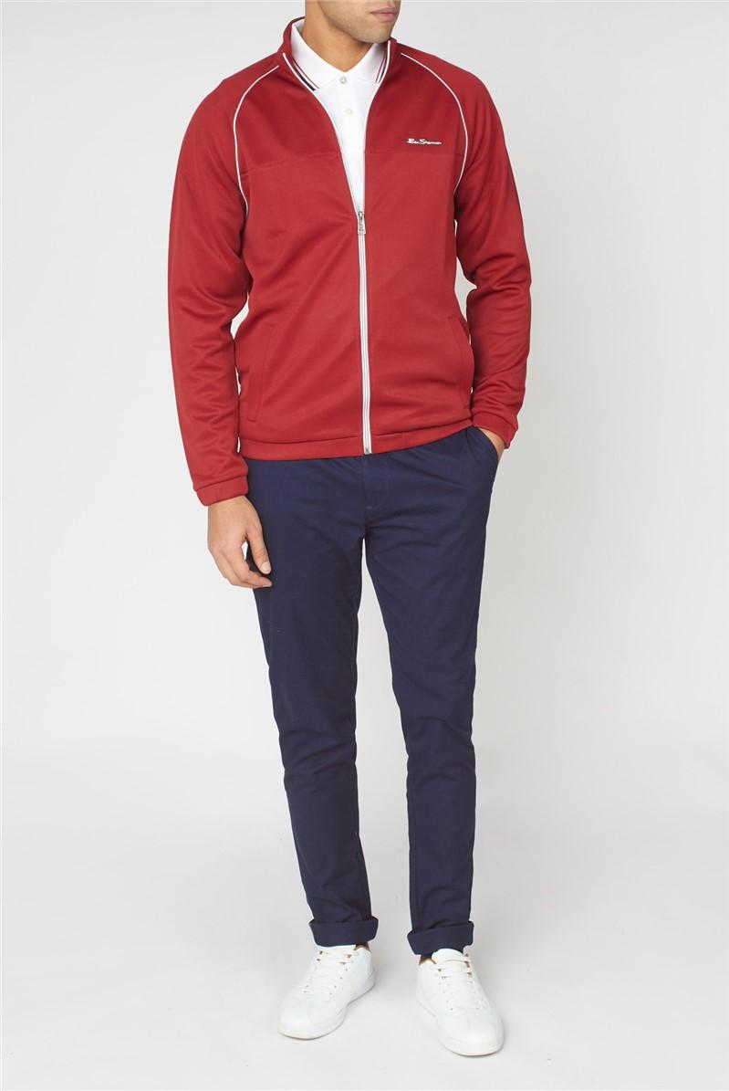Tricot Zip Through Jacket