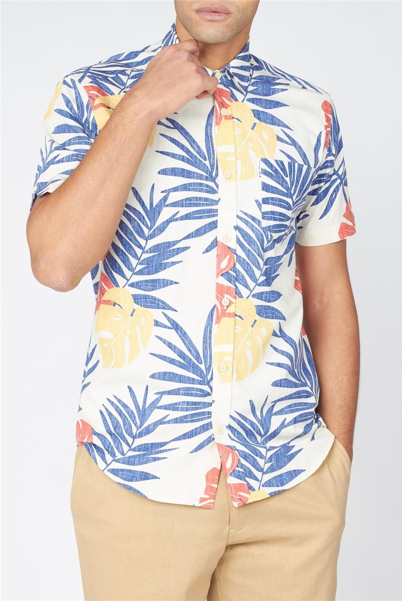 Reverse Palm Print Shirt