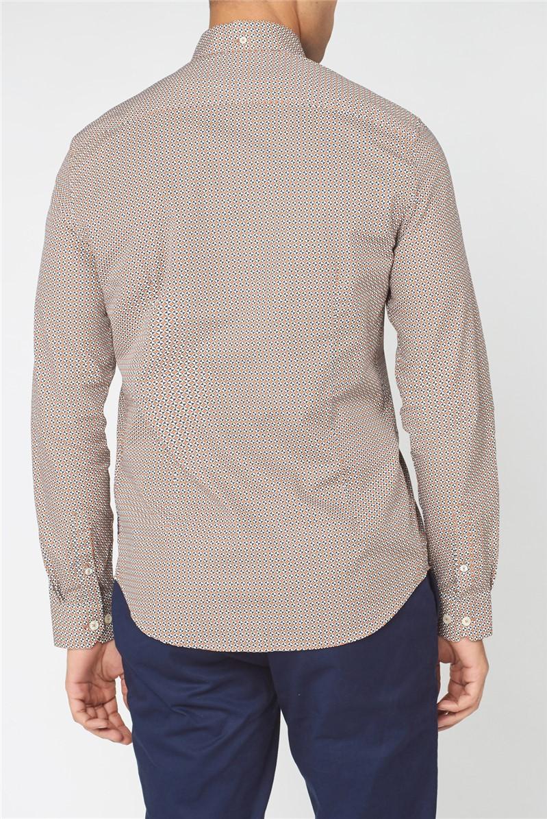 Geo Print Shirt