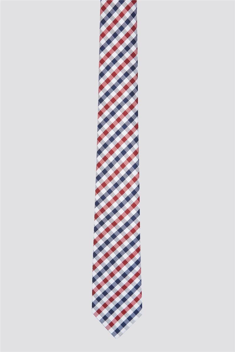 House Check Tie