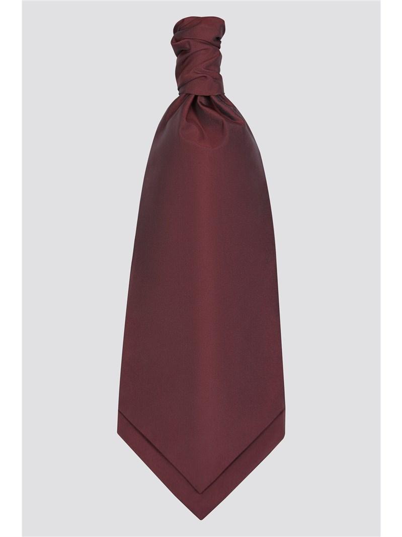 Wine Red Cravat