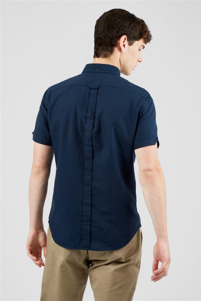 Organic Cotton Oxford Shirt