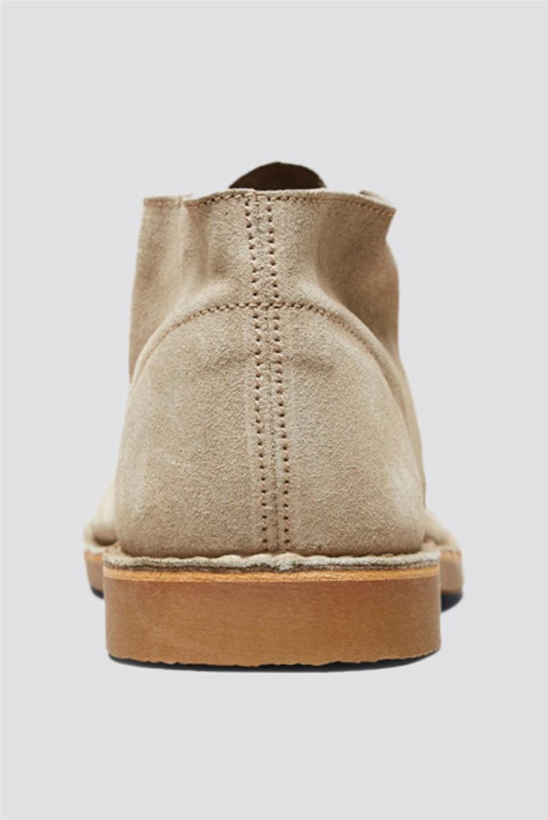 Royce Desert Boots in Sand