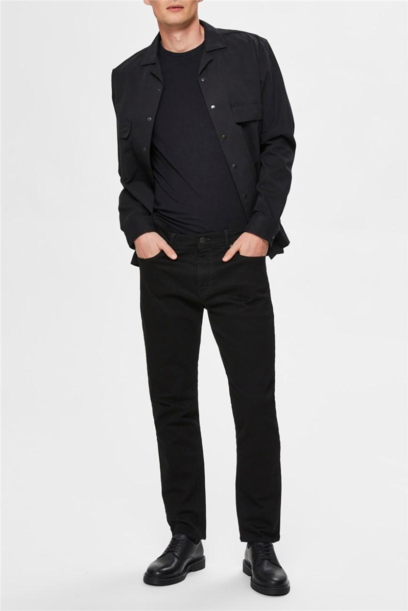 Leon Slim Fit Jeans in Dark Rinse