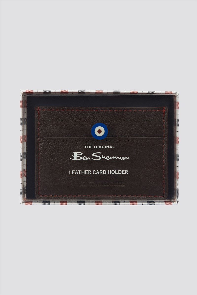 Holtby Leather Cardholder