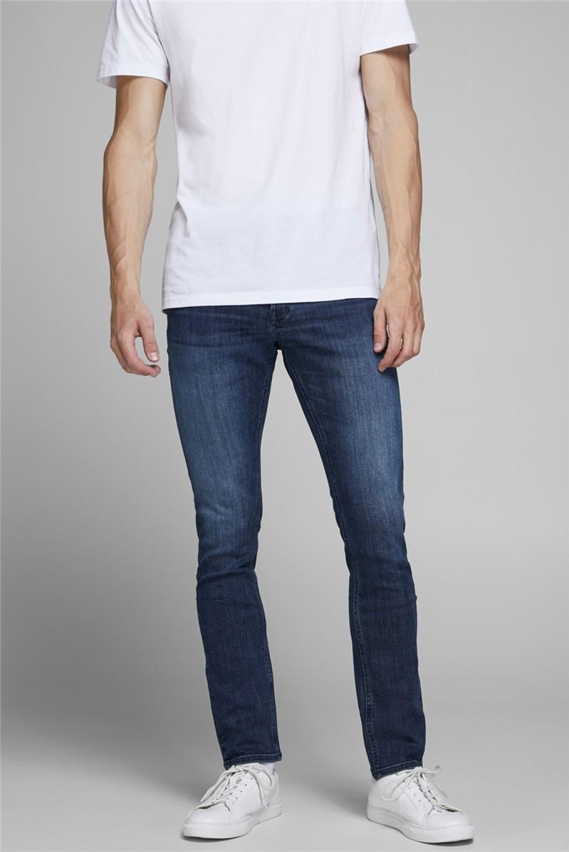 Glenn Slim Fit Mid Wash Jean