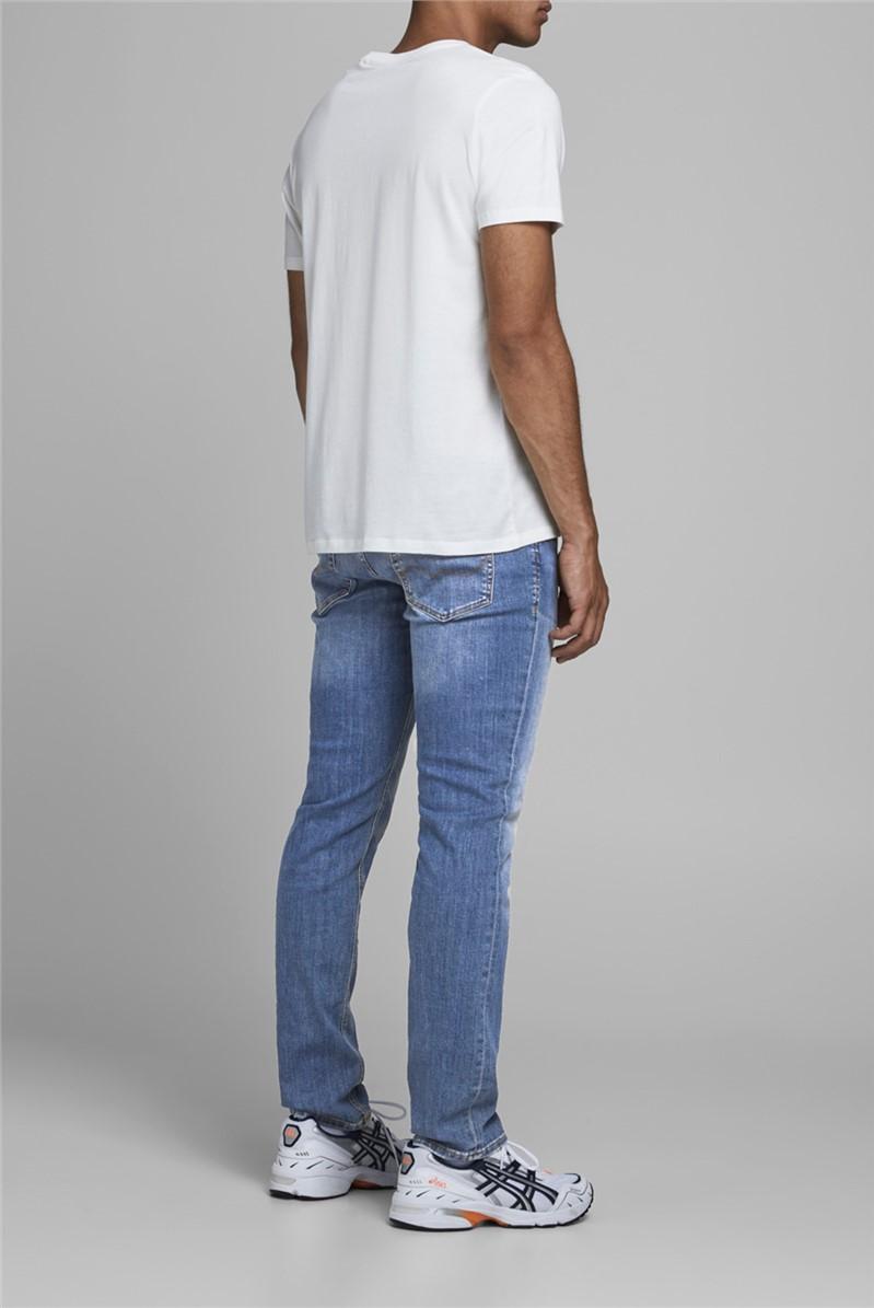 Glen Slim Fit Stonewash Jean