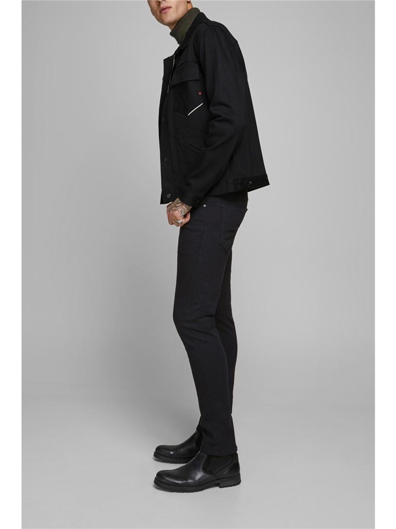 Glenn Slim Fit Black Jean