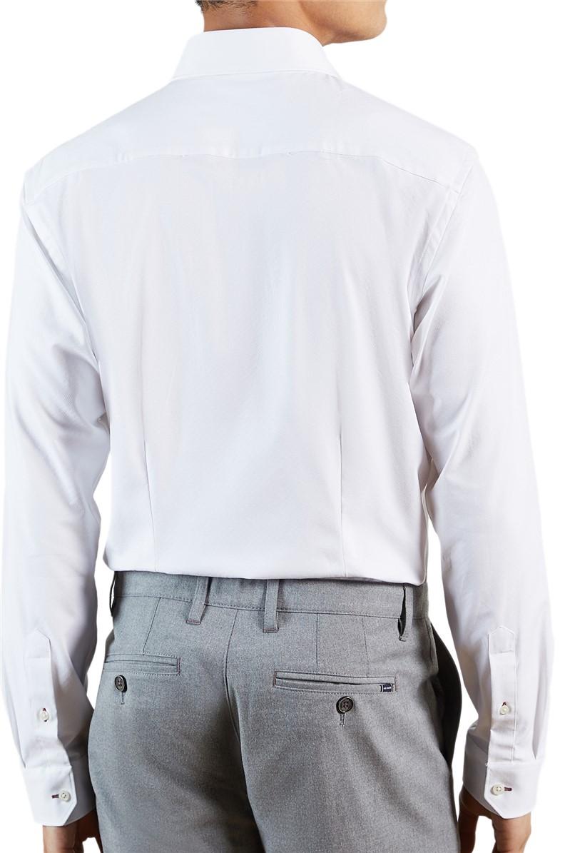 White Texture Shirt