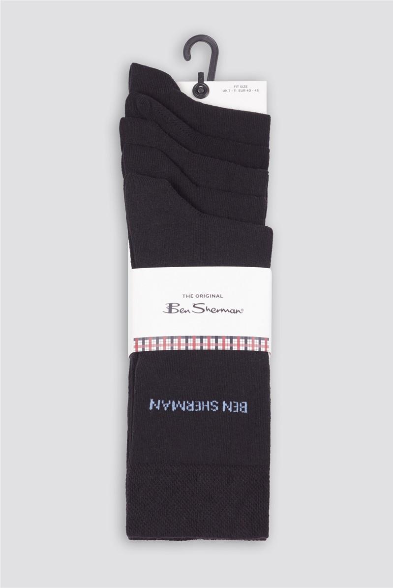 Headgehunter Black Multipack Socks