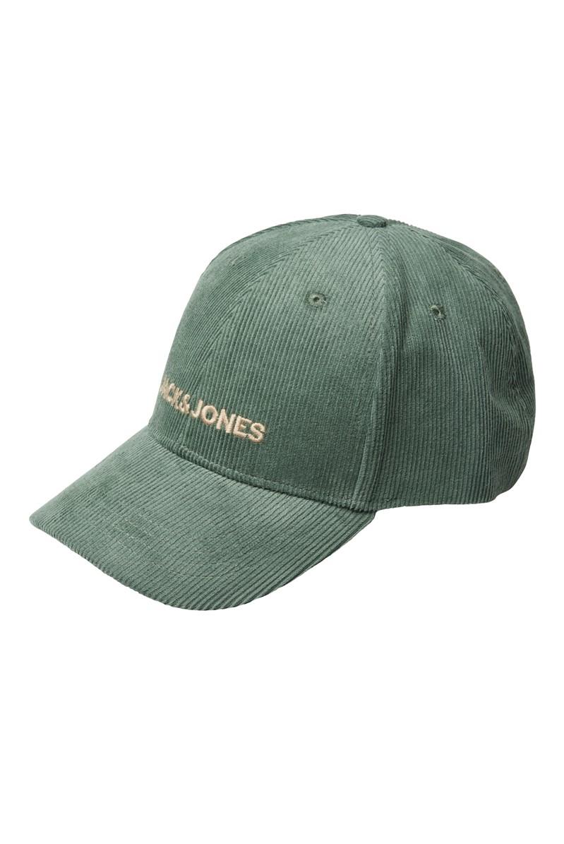 Green Steven Corduroy Cap