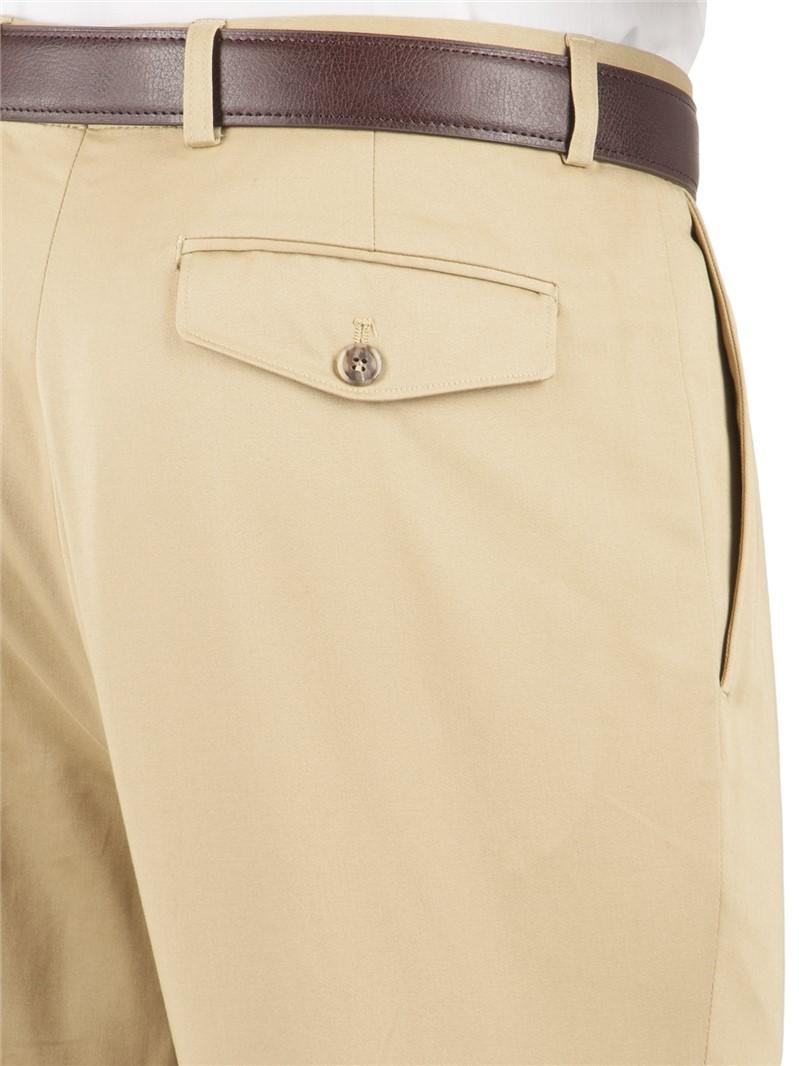 Corn Cotton New Ascot Trouser