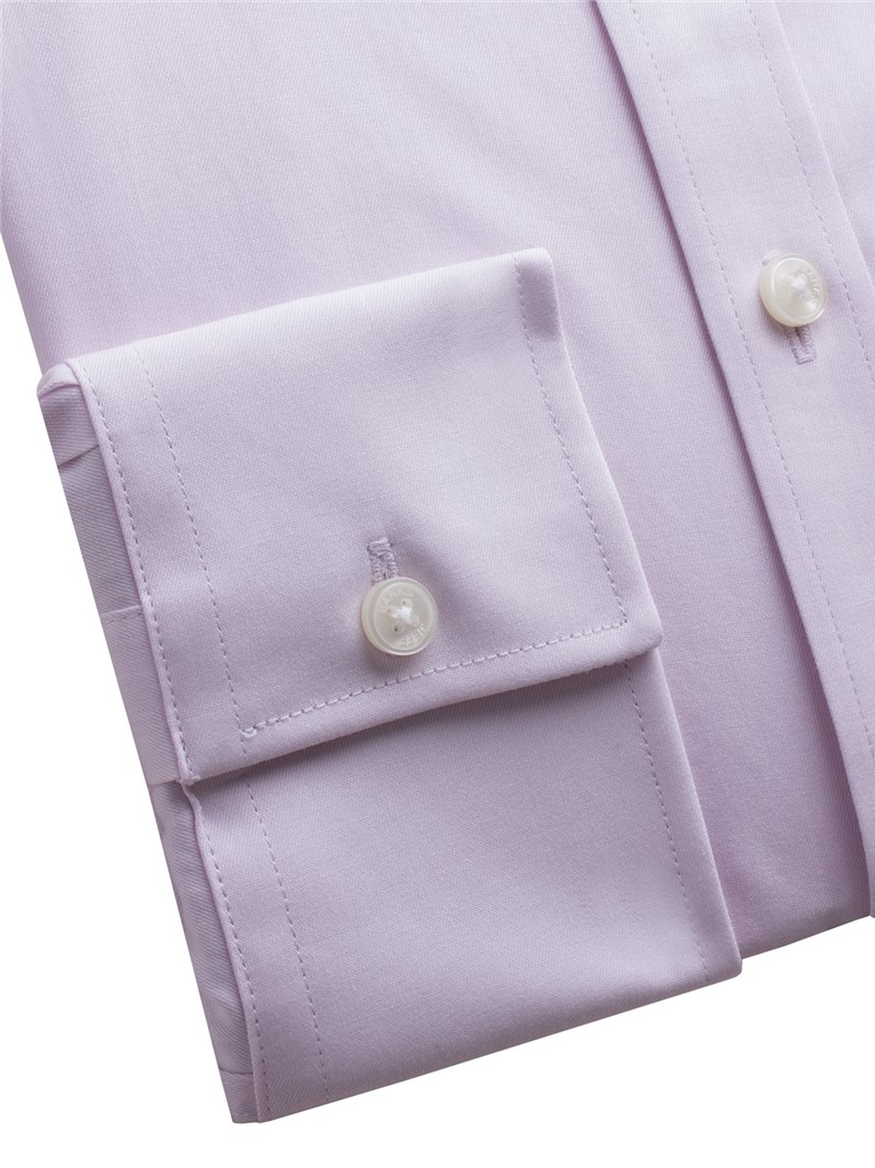 Trs/Shirts Pink Tailored Fit Shirt