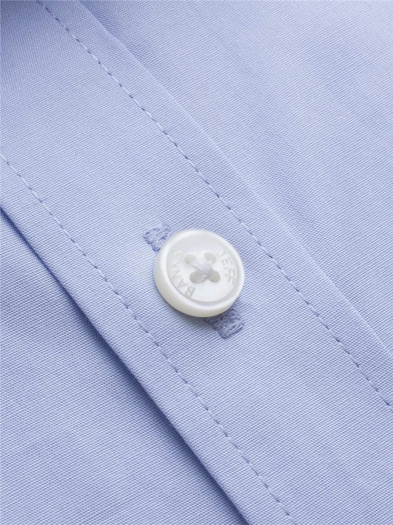 Trs/Shirts Blue Classic Fit Shirt