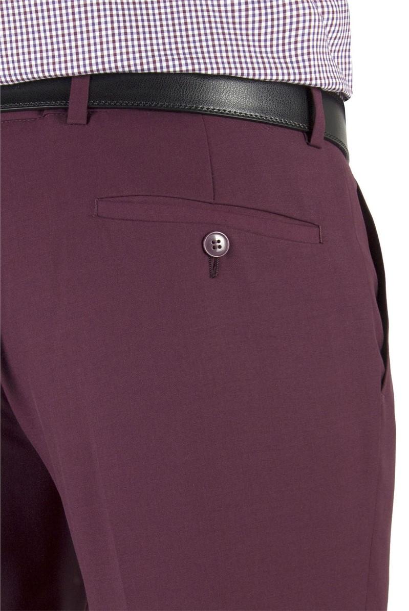 Mulberry Twill Super Slim Fit Trouser