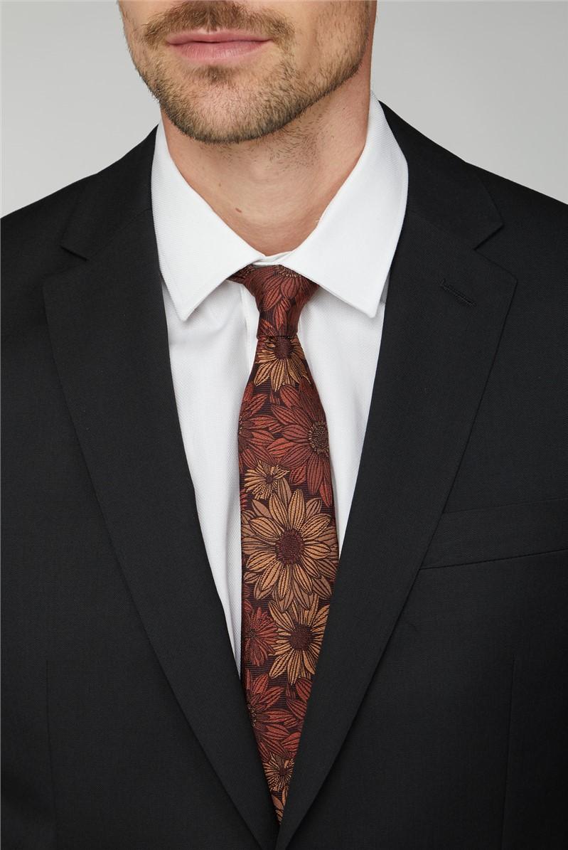 Black Twill Suit