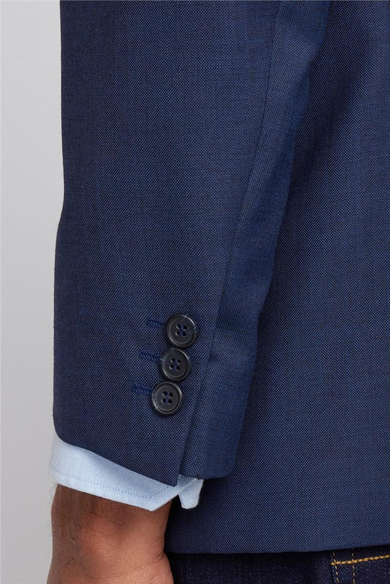 Ink Blue Classic Fit Suit